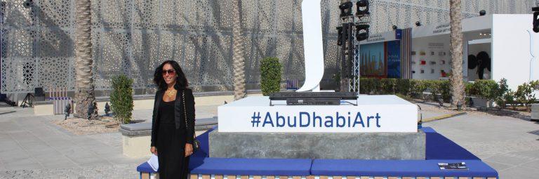 Thelli Abu Dhabi Art 2016 Ingresso